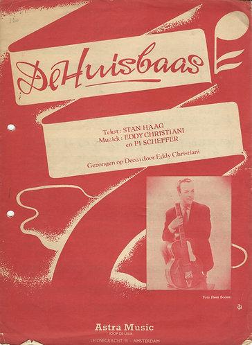 Eddy Christiani | De huisbaas | Piano | Vocals