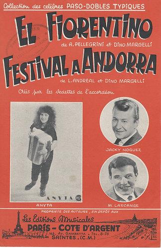 L. Andreal | D. Margelli | Festival a Andorra | Accordion