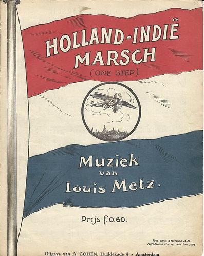 Louis Metz | Holland-Indie Marsch | Piano