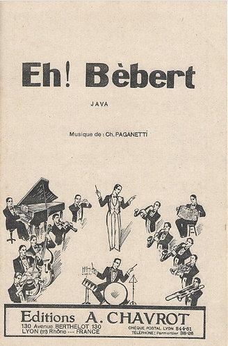 Ch. Paganetti | Eh! Bebert | Piano