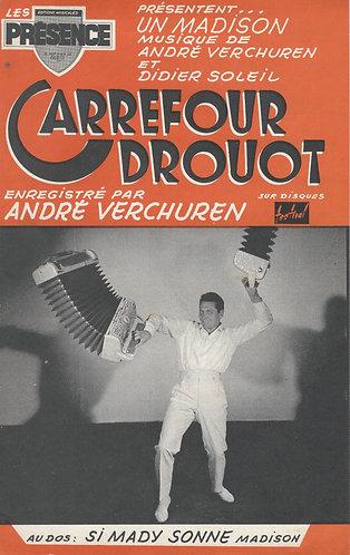 Andre Verchuren | Didier Soleil | Carrefour Drouot | Piano
