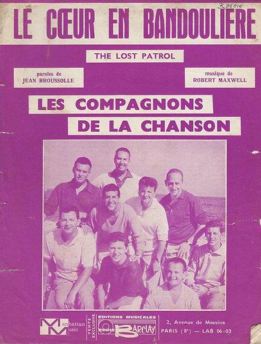 Robert Maxwell | Les Compagnons de la Chanson | Le Coeur en Bandouliere