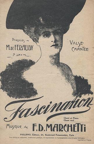 F.D. Marchetti   Fascination   Chanson