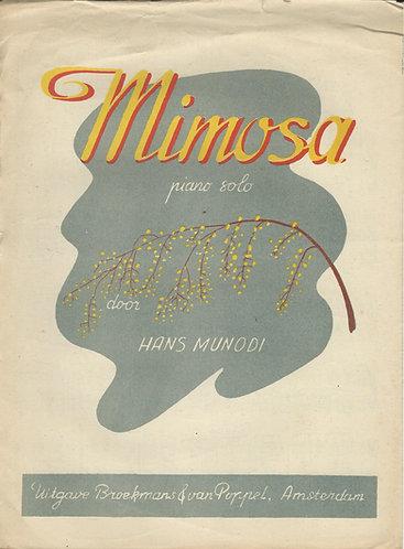 Hans Munodi | Mimosa | Piano
