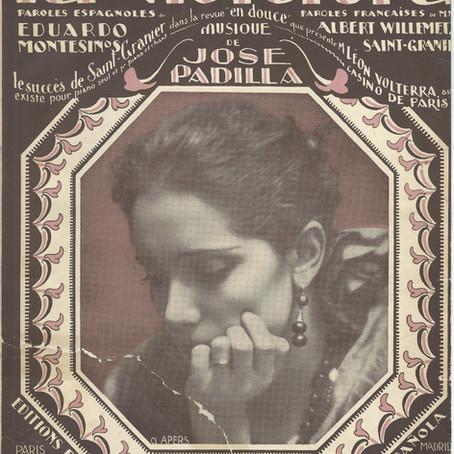 Improvising 'La Violetera' by Naudo