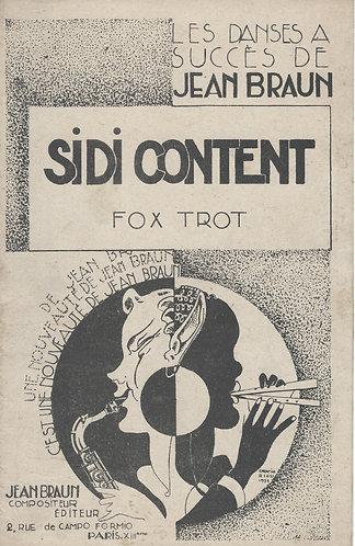 Jean Braun | Sidi Content | Orchestra