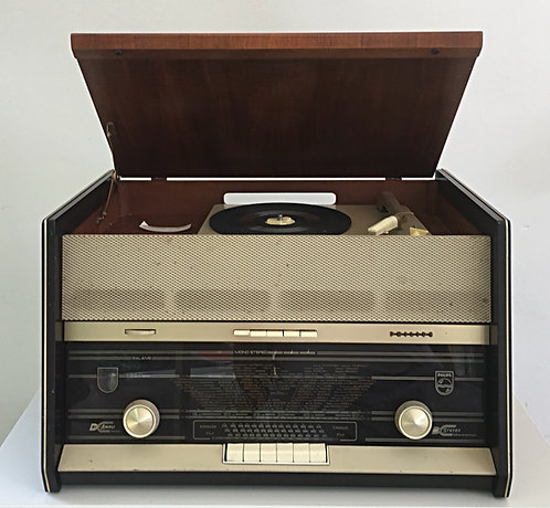 Philips Stereo Radio with record player (pick-up) SOLD
