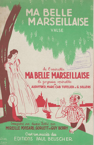 Georges Sellers | Ma Belle Marseillaise | Chanson