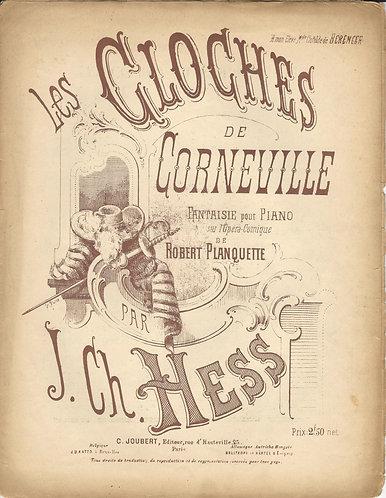 Robert Planquette | J.Ch. Hess | Les Cloches de Corneville | Piano