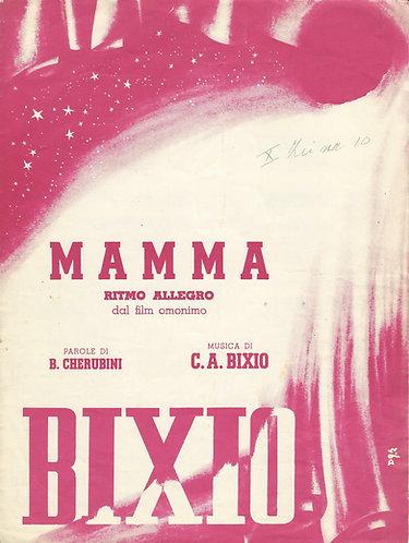 C. A. Bixio | Mama | Piano | Vocals