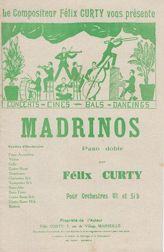 Felix Curty | Madrinos | Piano