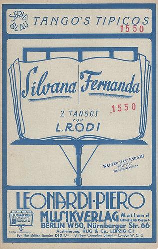 Leo Rodi   Fernanda   Piano