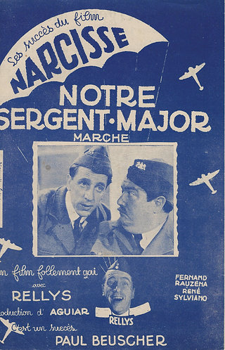 Rene Sylviano | Notre Sergent Major | Narcisse | Chant | Vocals