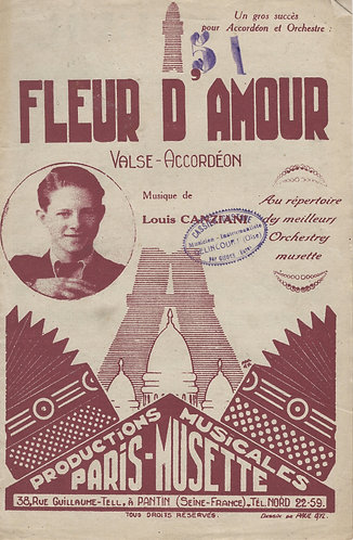 Arthur Hendricq | Gilberte | Accordion