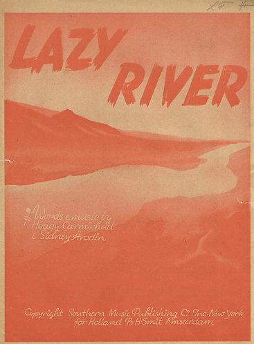 Hoagy Carmichael | Sidney Arodin | Lazy River | Piano | Vo
