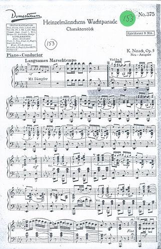 Kurt Noack | Heinzelmanchens Wachtparade | Orchestra