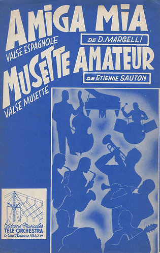 Etienne Sauton | Musette Amateur | Combo