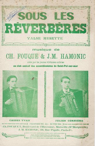 Ch. Fouque | J.M. Hamonic | Sous Les Reverberes | Orchestra