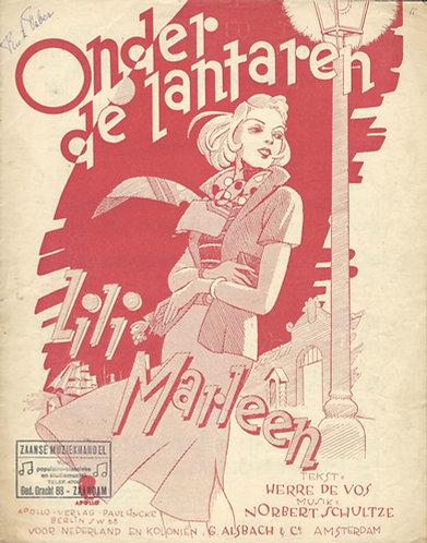 Norbert Schulze   Lili Marlene   Onder de Lantaren   Vocals