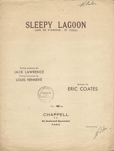 Eric Coates | Sleepy Lagoon | Piano | Vocals