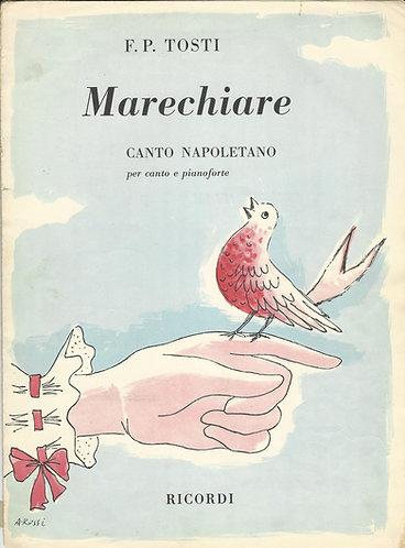 Francesco Paolo Tosti | Marechiare | Piano | Vocals