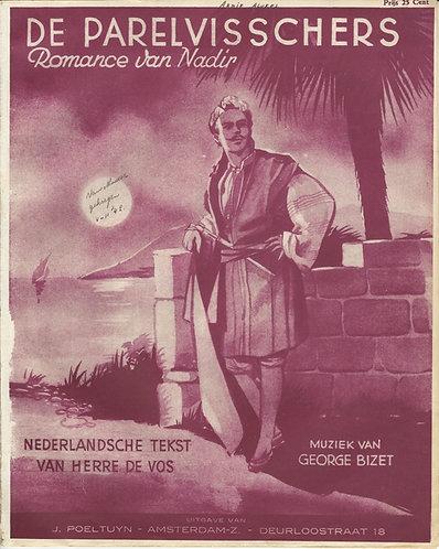 Georges Bizet   De Parelvissers   Romance of Nadir