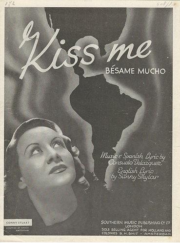 Consuelo Velazquez | Besame Mucho | Kiss Me | Piano | Vocals