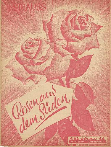 Johann Strauss | Rosen aus dem Suden | Piano