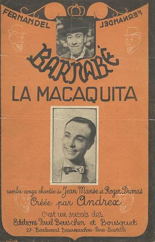 Fernandel | Roger Dumas | La Macaquita | Vocals