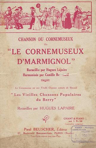 Camille Renouard | Le Cornemuseux D'Marmignol | Chanson