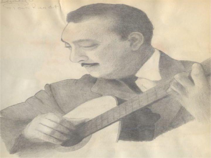 Django Reinhardt Minor Swing 1937