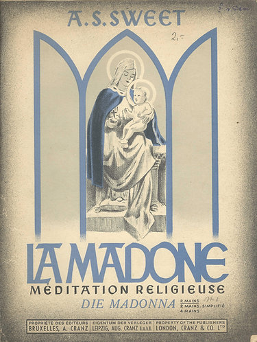 A.S. Sweet | La Madone | Piano