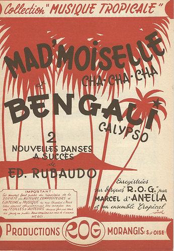 Ed. Rubaudo | Bengali | Marcel d'Anella | Combo