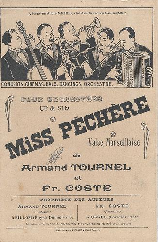 Armand Tournel | Miss Pechere | Accordeon | Violin