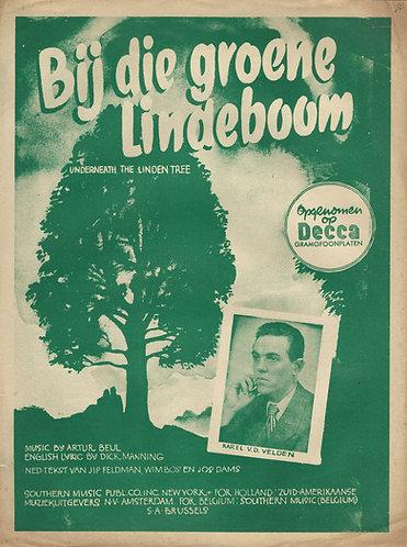 Artur Beul   Underneath the linden tree   Piano   Vocals