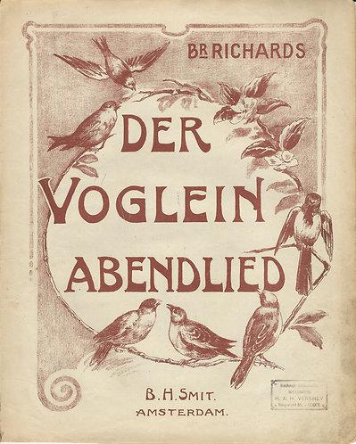 Brinley Richards | De Voglein Abendlied opus 71 | Piano
