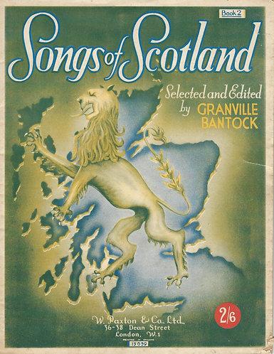 Songs of Scotland | Granville Bantock | Piano | Vocals