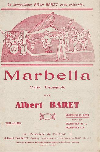 Albert Baret | Marbella | Combo