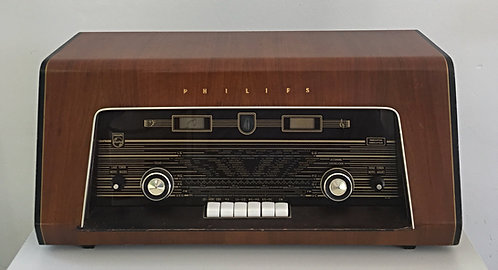 Philips Radio (1956 model, B5X62A)
