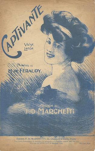 F.D. Marchetti | Captivante | Chanson | Vocals