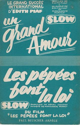 Marguerite Monnot | Les Pepees font la Loi | Orchestra