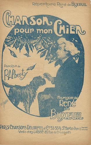 Rene de Buxeuil | Chanson pour mon chien | Chanson