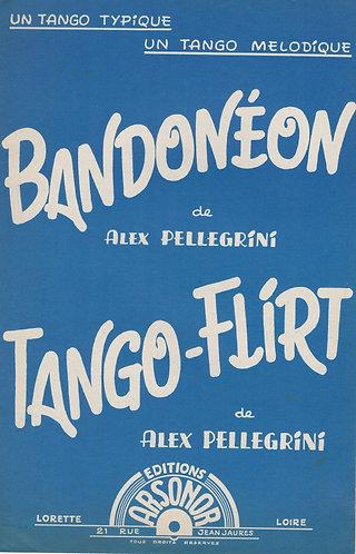 Alex Pellegrini | Baratin | Accordeon | Bandoneon