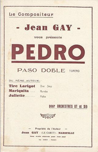 Jean Gay | Pedro | Accordeon