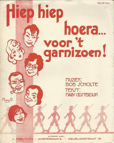 Bob Scholten   Hiep Hiep Hoera voor het garnizoen   Piano   Vocals