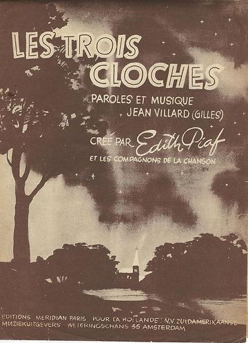Edith Piaf | Jean Villard | Les trois cloches | Piano | Vocals