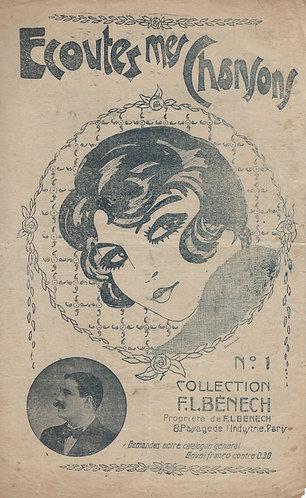 F.L. Benech | E. Dumont | Lune d'Amour | Chanson