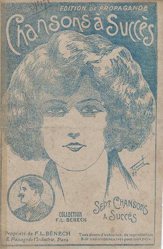 F.L. Benech | E. Dumont | Serenade a Rosinette | Chanson