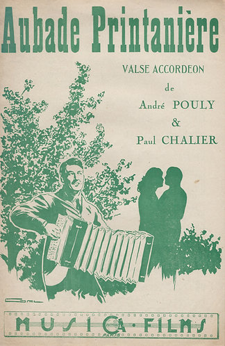 Andre Pouly | Paul Chalier | Aubade Printaniere | Combo