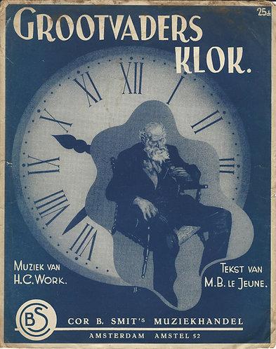 H.C. Work | Grootvaders Klok | Piano | Vocals